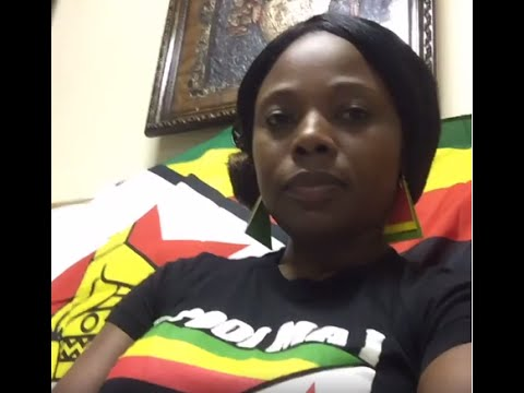 Rise up Zimbabwe - Loveness Saurombe on current situation in Zimbabwe