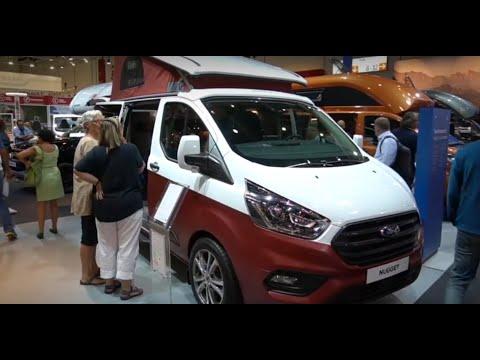 Ford Nugget 2020 L1 Nugget und Nugget Plus Wohnmobil 2020 Walkaround Test Review ausführlich