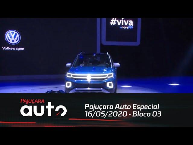 Pajuçara Auto Especial 16/05/2020 - Bloco 03