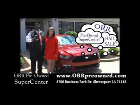 KHAM Radio LIVE @ Orr Pre-Owned SuperCenter (Shreveport LA)