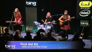 First Aid Kit -- Wolf (Bing Lounge)