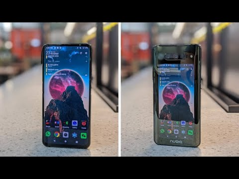 Nubia Z20 Review: Double Screen Action