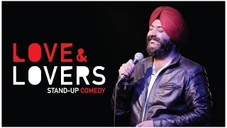 Love and Lovers| Stand-Up Comedy by Vikramjit Singh