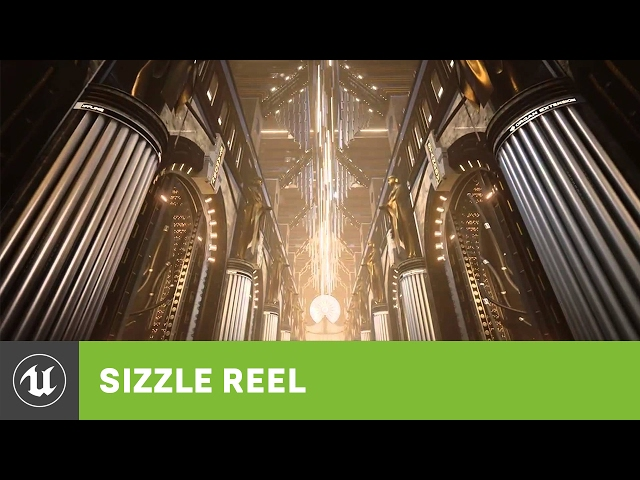 Unreal Engine 4 (UE4): Learning Real Time Rendering for