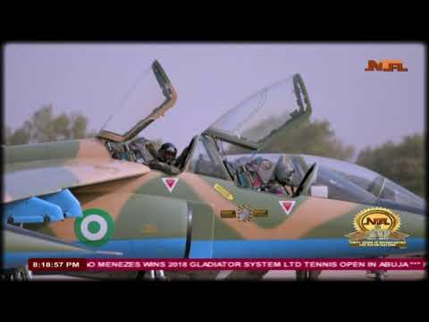 NAF Marching Ahead at 54; A Documentary on Nigerian Air Force