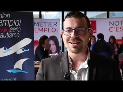 Leach International Europe partage son expérience et ses besoins. Synergie.aero  La Rochelle 2020