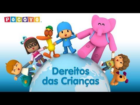 Pocoyo - Dereitos das Crianças [30 minutos] DIA DA CRIANÇA thumbnail