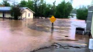 Harrison flooding