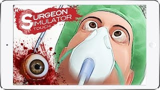 Repeat youtube video Surgeon Simulator EYES ON THE PRIZE!!
