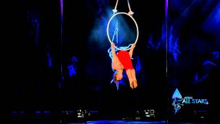 TIGGA - 1st Runner Up Circus Art - Aerial All Stars