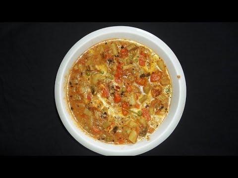 How to Cook Easy & Tasty Navaratna Kurma (Restaurant Style)   .:: by Attamma TV ::.