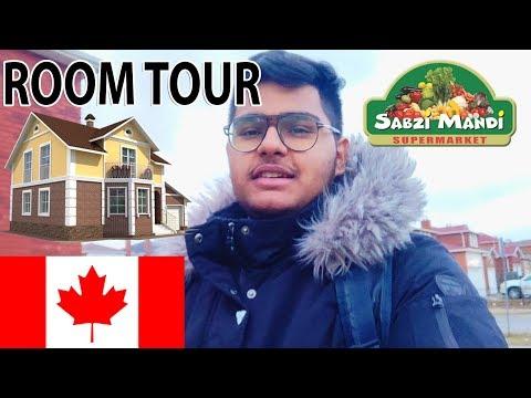 SUBZI MANDI In CANADA || Room Tour || Luvraj Tyagi || Vlog