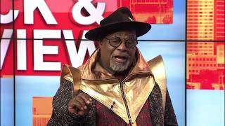 "George Clinton - ""Medicaid Fraud Dog"" - FOX 17 Rock & Review"
