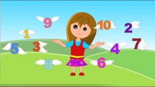 1 2 Buckle My Shoe with Lyrics - Nursery Rhyme by eFlashApps