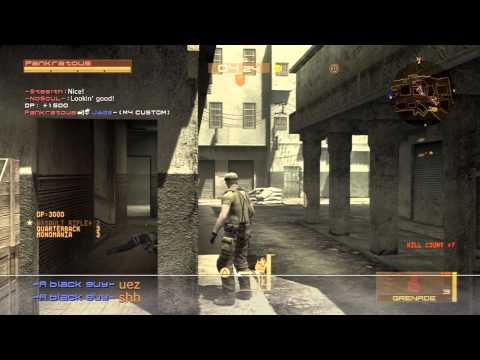 [MGO] UX vs STL - MM RES | Full Survival Match