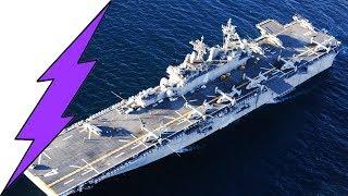 Российские системы РЭБ «помогли» кораблю США сбить свой беспилотник