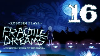 Fragile Dreams: Farewell Ruins of the Moon Episode 16 Seto HATES ladders.