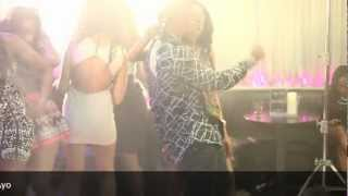 Flavour-Iyanya (Lil Clip Behind the Scene)