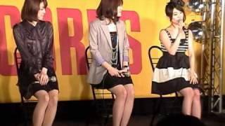 アイトピックス動画ニュース 福田沙紀 大島優子(AKB48) はねゆり 映画...