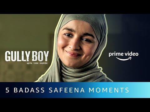 Alia Bhatt's 5 Badass Moments You Don't Want To See | Gully Boy | Amazon Prime Video