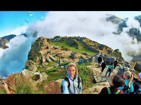 GoPro: Backpacking Peru Bolivia Machu Picchu South America 1080p HD