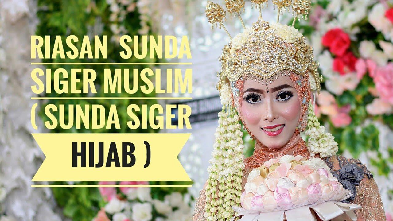 Riasan Sunda Siger Muslim Sunda Siger Hijab
