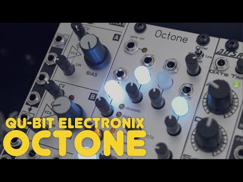 Qu-Bit Octone eurorack sequencer overview // Modular Explained 1