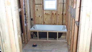 Minimum Bathroom Fixture Clearance Measurements – Remodeling and Home Building Design