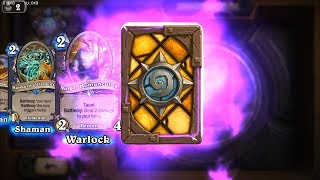 Crushing Walls + Murmuring Elemental - Kobolds and Catacombs Hearthstone epic and rare card pack ope