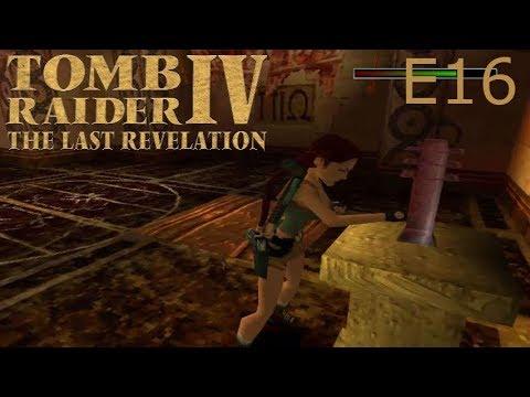 "E16 ""Lara's Sex Toy"" Tomb Raider 4 The Last Revelation Blind Run"