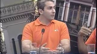 MESA DE DEBATES 21-10 PARTIDO NOVO