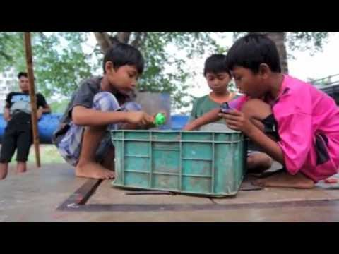 Urban Poverty: Kampung Karet Tengsin