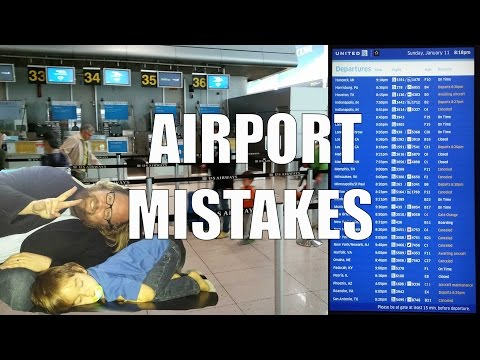 Thumbnail: 5 Ways People Mess Up at the Airport