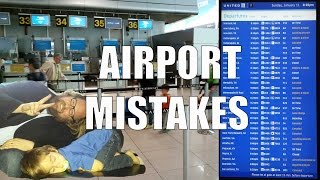 5 Ways People Mess Up at the Airport