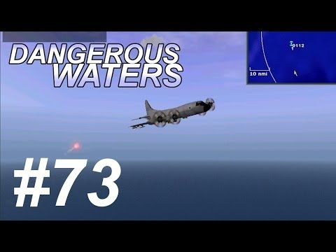 Dangerous Waters: Red Storm Rising (73) The Killing Ground P-3 3