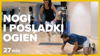 NOGI I POŚLADKI OGIEŃ! - 27 min | Szymon Gaś & Katarzyna Kępka