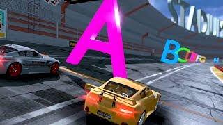ABC for Kids | Preschool Learning Videos | Car Cartoon Videos & Kids Rhymes