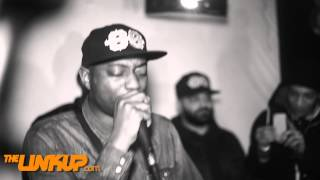 Flirta D Live At Brixton Jamm | Faded X Trap Door | Link Up TV