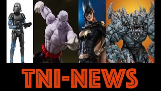 TNINews More Spider Man Marvel Legends, McFarlane DC Multiverse, NECA TMNT And More