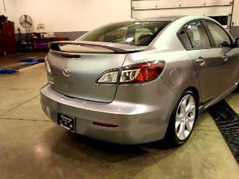 Mazda Cx 9 >> MazdaModified 2012 Mazda3 Lowered with CX-9 wheels - YouTube