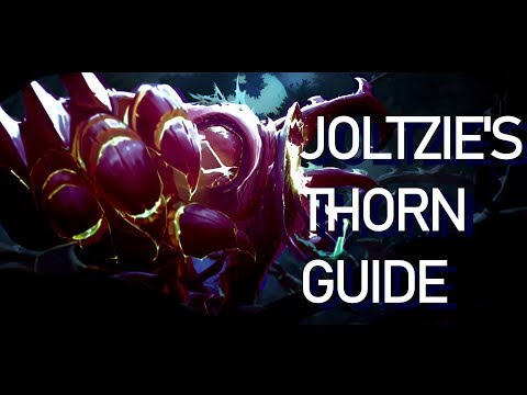 [BATTLERITE] Joltz's Thorn review