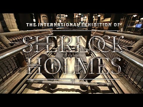 Sherlock Holmes Theme Song   The International Exhibit Of Sherlock Holmes