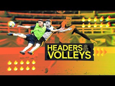 Headers & Volleys!🔥 | Chelsea x Japan Tour Story