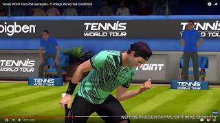 Tennis World Tour vs Topspin 4 vs Tennis Elbow 2013: My Thoughts, Hyped!