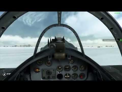 Учебный Ил-2 Штурмовик