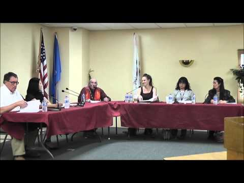 Delaware Tribe of Indians Tribal Council meeting 05192015 pt1