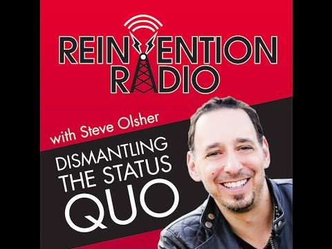 Lewis Howes Live on Reinvention Radio - The School of Greatness - How To Profit Online