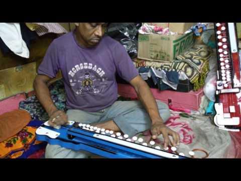 Bin Nagin Song On Banjo