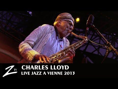 Charles Lloyd - Zakir Hussain - Eric Harland - Jazz a Vienne 2013 - LIVE HD