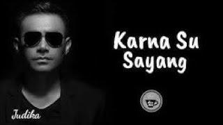Gambar cover Judika Cover lagu Karna Su Sayang [Lirik] Near ft Dian Sorowea